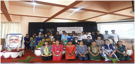 Group photo with external college participants | GSSSIETW