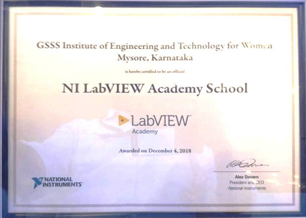 NI LabVIEW Academy School