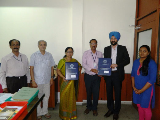 GSSSIETW MOU with Gill Instruments Pvt. Ltd.