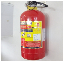 Fire Extinguisher & Over Load Protection | GSSSIETW