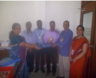 MOU between GSSSIETW, Mysuru and TechniLab