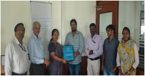 MOU between GSSSIETW and Digital Shark Technologies Pvt. Ltd.