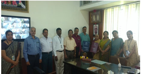 MOU between GSSSIETW, Mysuru and RTTC-BSNL, Mysuru