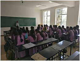 Class Room - 2 | GSSS Engineering & Technology for Women