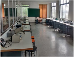 Class Room - 5 | GSSS Engineering & Technology for Women