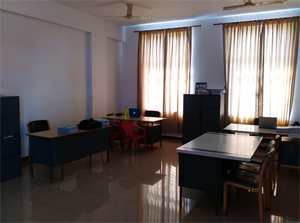 Faculty Room: D-215 (Marketing) 37 Sq. Mts. | GSSSIETW