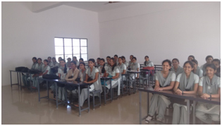 Class Room B-001 | GSSS Engineering & Technology for Women