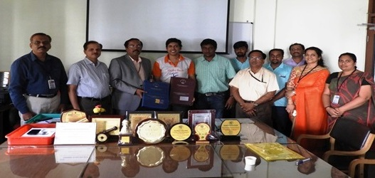 MOU between GSSSIETW, Mysuru and KAAYA TECH INC, Mysuru