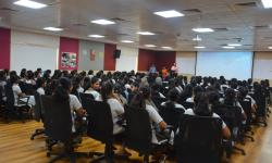 Industrial Visit to L&T, Mysuru for First Year CSE Students
