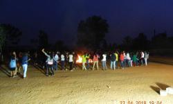 Campfire & Hostel day pragramme 2018
