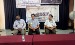Technical talk on Career options in Electronics Industries across globe 13 April 2016