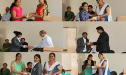 Students of 1st Semester I have won many prizes at the Placement Training Sessions conducted by the Bizotic Talent Solutions Pvt Ltd