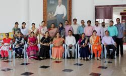 Two Day Workshop on Data Analytics using SPSS organized by Department of MBA GSSSIETW Mysuru