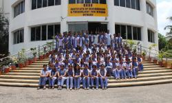 Group photos of Placed students | 2018