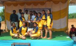 VTU REST OF BANGALORE - ZONE KABADDI TOURNAMENT