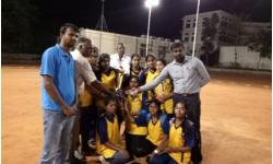 VTU REST OF BANGLORE ZONE BALL BADMINTON TOURNAMENT Held on 28th March 2017 at PES College of Engineering Mandya